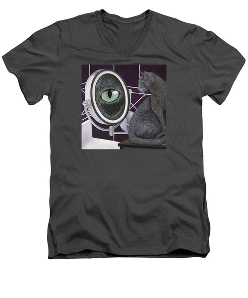 Eye See You Men's V-Neck T-Shirt