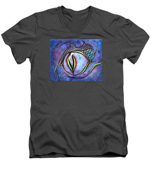 Eye Spy Men's V-Neck T-Shirt