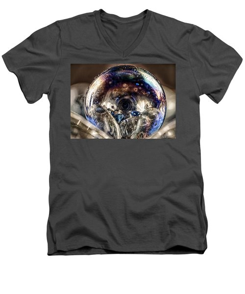 Eyes Of The Imagination Men's V-Neck T-Shirt