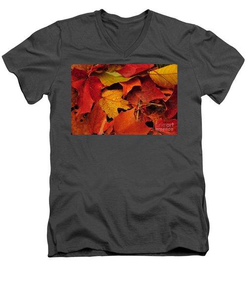 Fallen Beauties Men's V-Neck T-Shirt