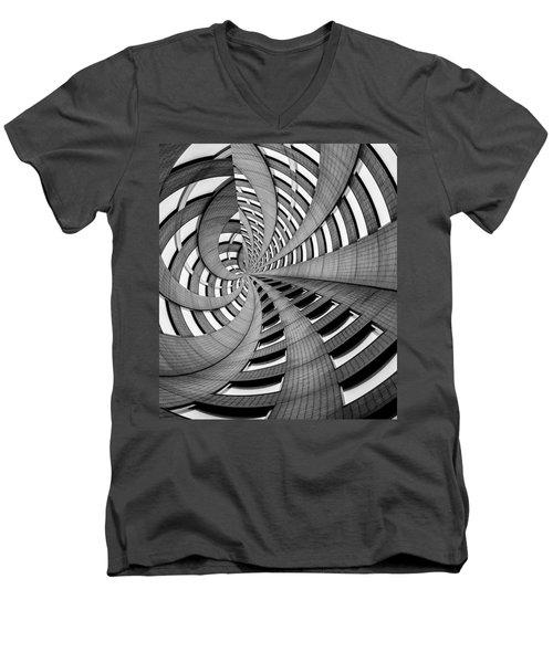Rollercoaster Men's V-Neck T-Shirt