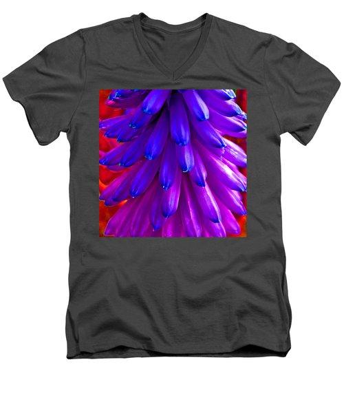 Fantasy Flower 5 Men's V-Neck T-Shirt