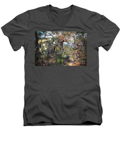 Fantasy Land Men's V-Neck T-Shirt