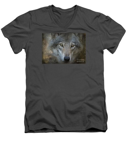 Fenris... Men's V-Neck T-Shirt