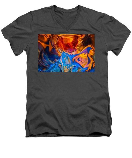 Fever Dreams Men's V-Neck T-Shirt
