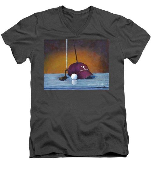 Fifty Percent Men's V-Neck T-Shirt