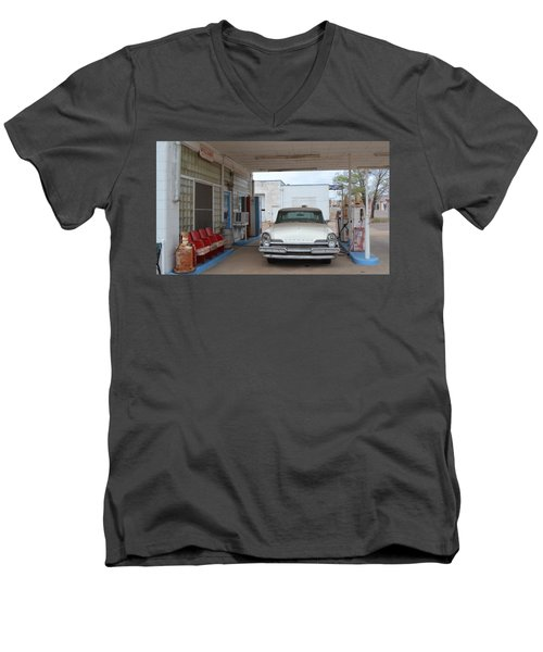 Fill Er Up Men's V-Neck T-Shirt