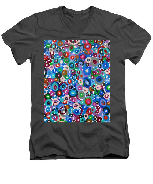 Finding My Place Men's V-Neck T-Shirt