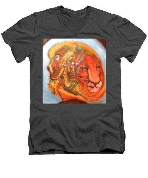 Firekeeper Men's V-Neck T-Shirt