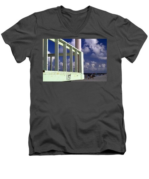 First Street Porch Men's V-Neck T-Shirt