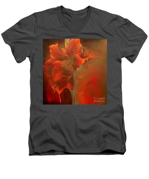 Flava Men's V-Neck T-Shirt