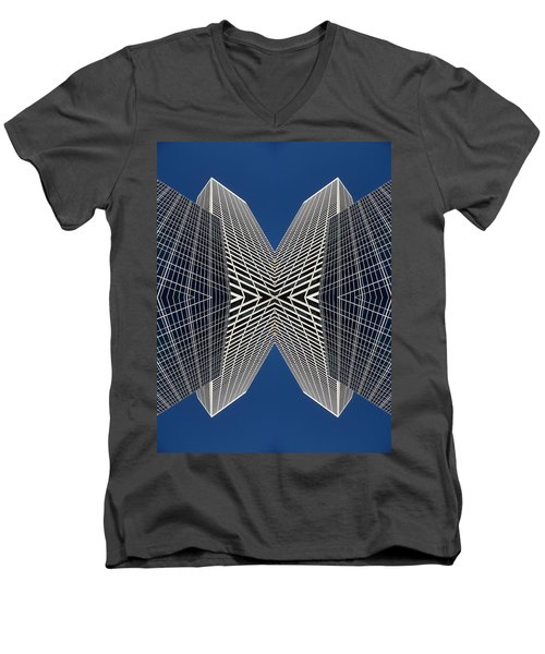 Grace No. 1 Men's V-Neck T-Shirt