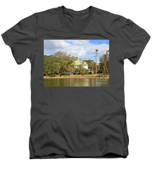 Florida Style Men's V-Neck T-Shirt
