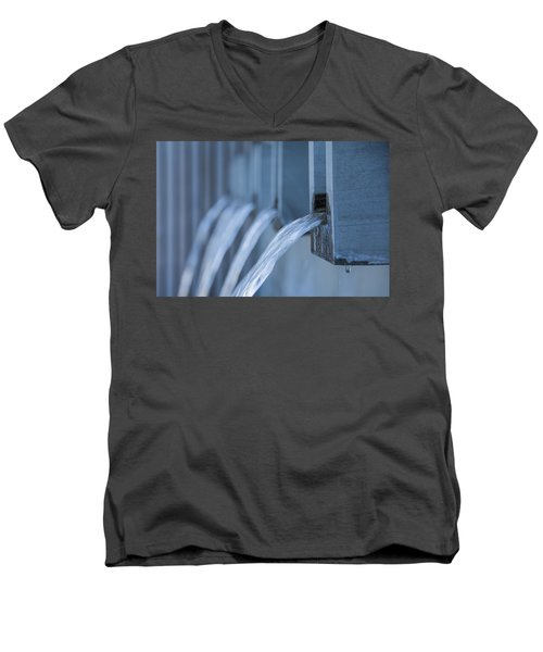 Flow Men's V-Neck T-Shirt