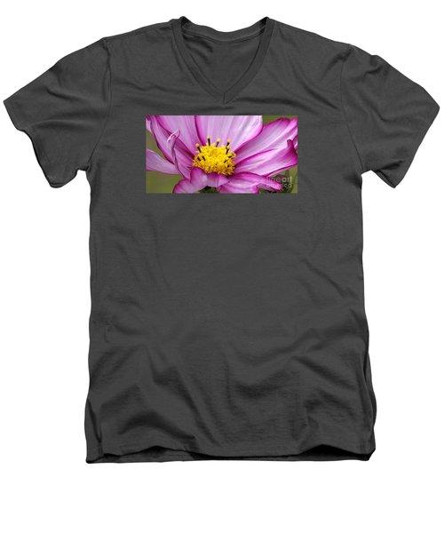 Flowers For The Wall Men's V-Neck T-Shirt