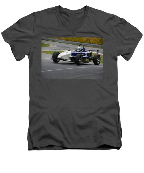 Flying Formula Men's V-Neck T-Shirt