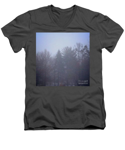 Fog And Mist Men's V-Neck T-Shirt
