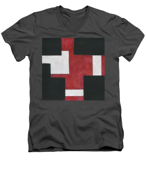 Forecast Delivered Men's V-Neck T-Shirt