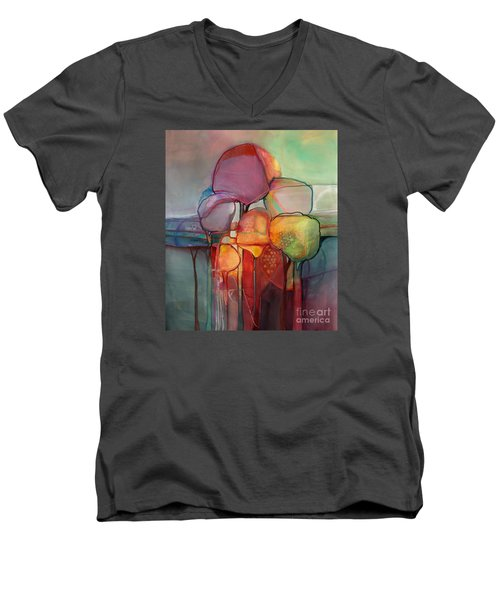 Forest Through The Trees Men's V-Neck T-Shirt
