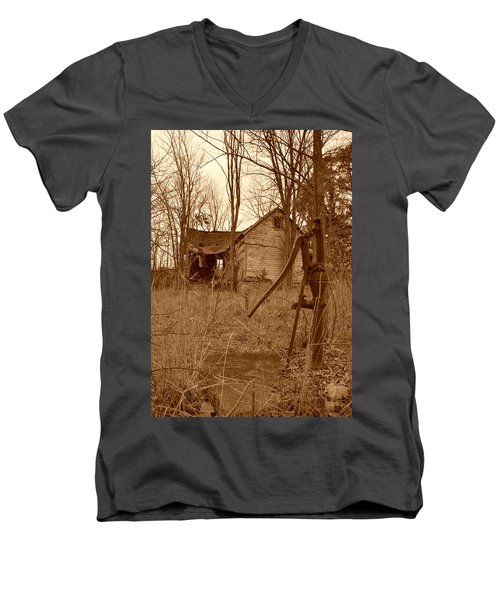 Forgotten Farmhouse Men's V-Neck T-Shirt