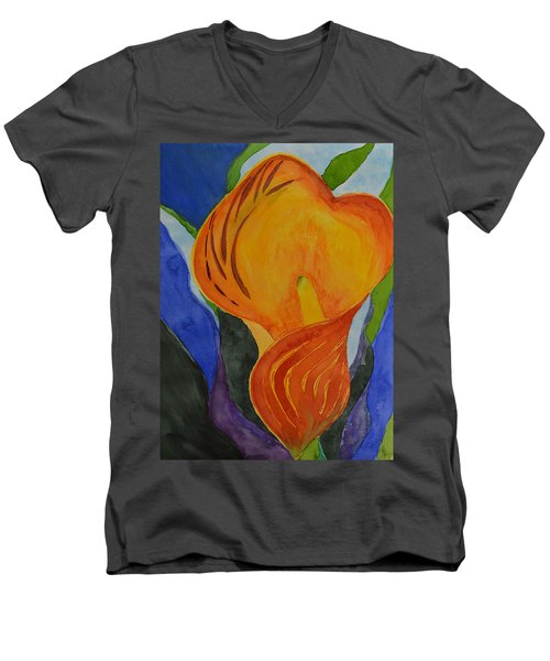 Form Men's V-Neck T-Shirt