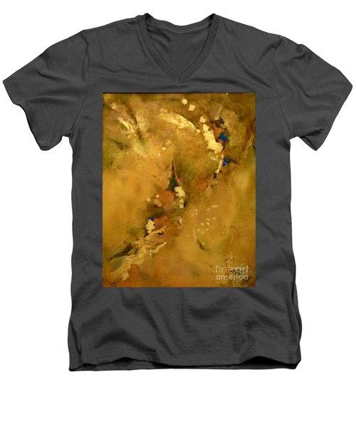 Fossils 3 Men's V-Neck T-Shirt