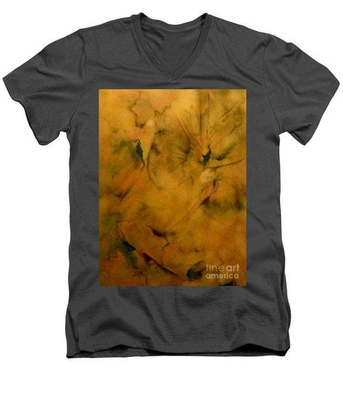 Fossils Men's V-Neck T-Shirt