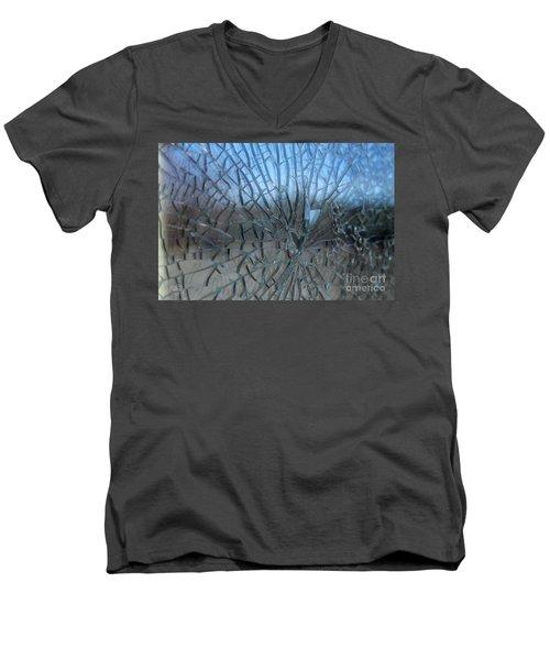Fractured Heart Men's V-Neck T-Shirt
