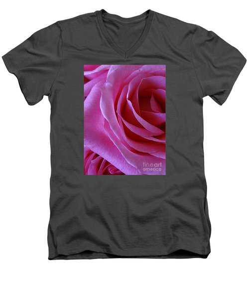 Face Of Roses 2 Men's V-Neck T-Shirt