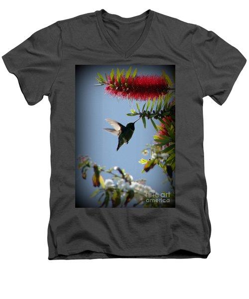 Freeze Men's V-Neck T-Shirt