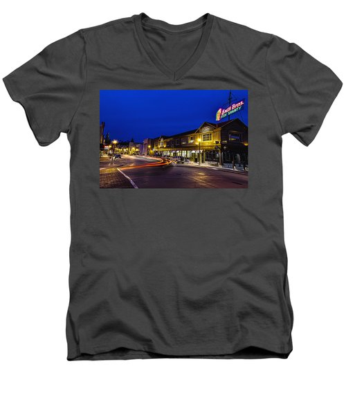 Friday Night Lights Men's V-Neck T-Shirt