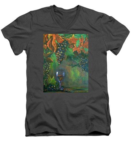 Fruit Of The Vine Men's V-Neck T-Shirt