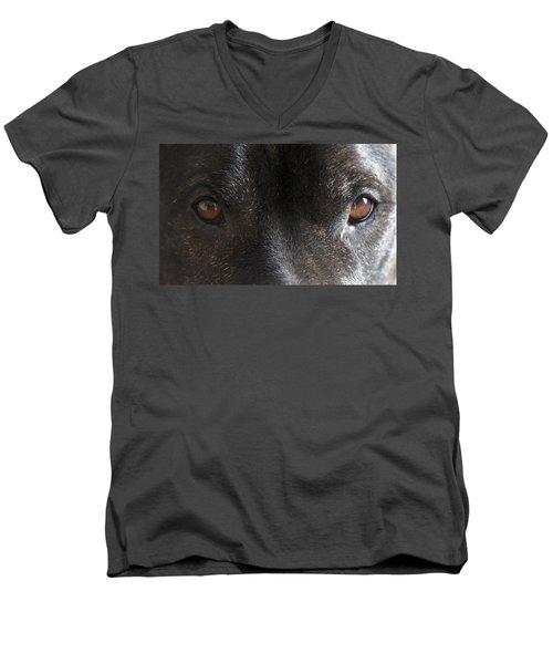 Full Of Soul Men's V-Neck T-Shirt