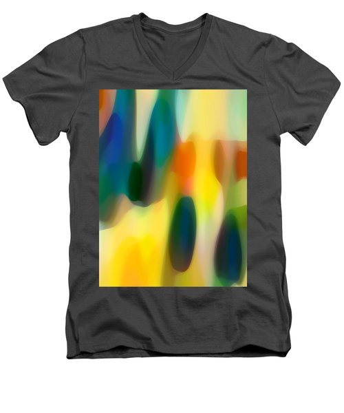 Fury Rain 5 Men's V-Neck T-Shirt