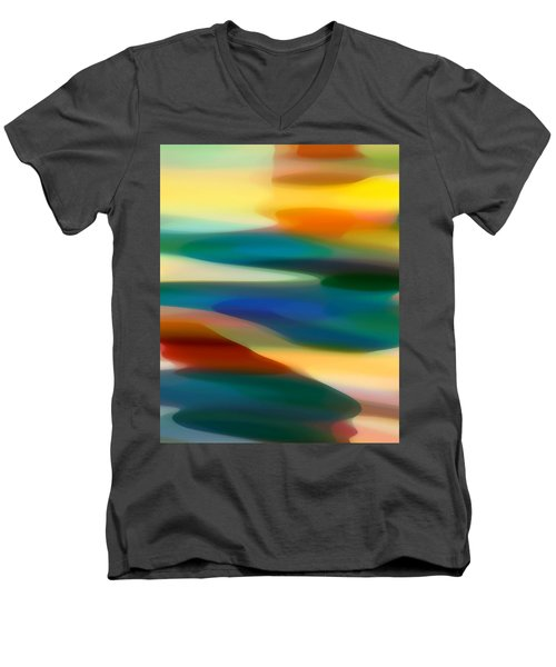 Fury Seascape 3 Men's V-Neck T-Shirt