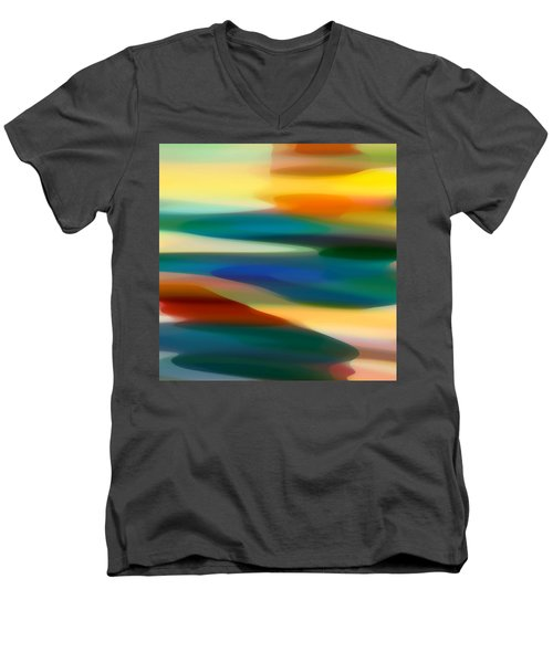 Fury Seascape 5 Men's V-Neck T-Shirt