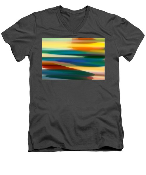 Fury Seascape 7 Men's V-Neck T-Shirt