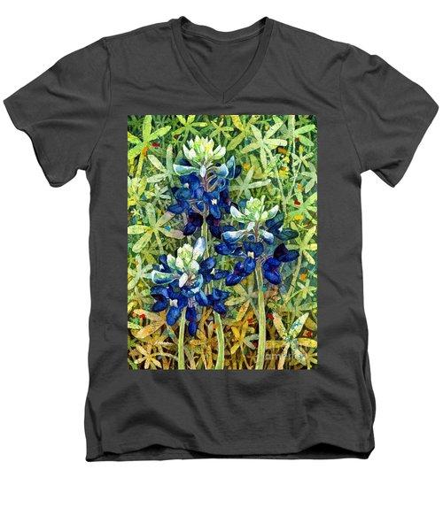 Garden Jewels I Men's V-Neck T-Shirt