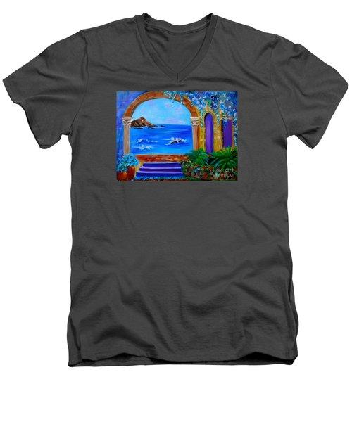 Garden Secrets Men's V-Neck T-Shirt