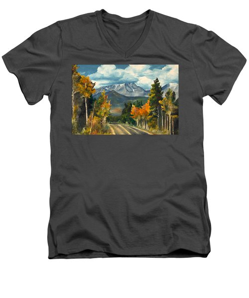 Gayle's Highway Men's V-Neck T-Shirt