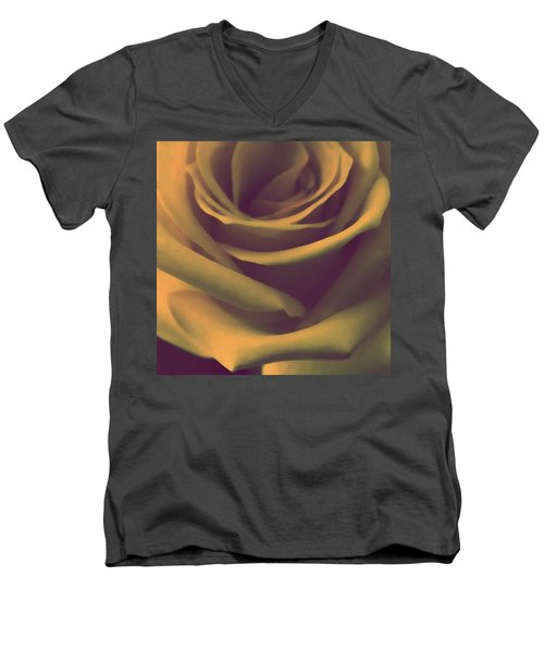Gift Of Gold Men's V-Neck T-Shirt