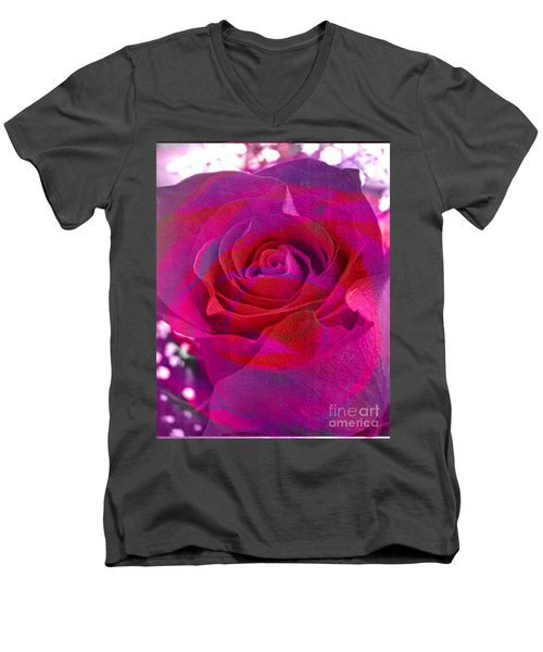 Gift Of The Heart Men's V-Neck T-Shirt