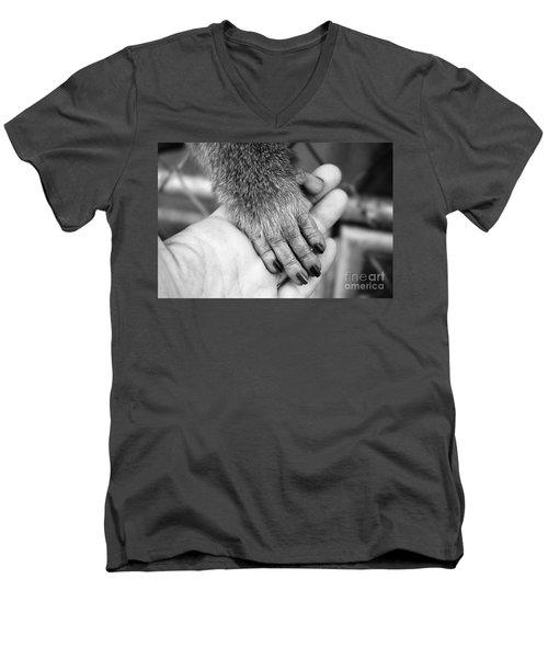 Gimme Five Men's V-Neck T-Shirt