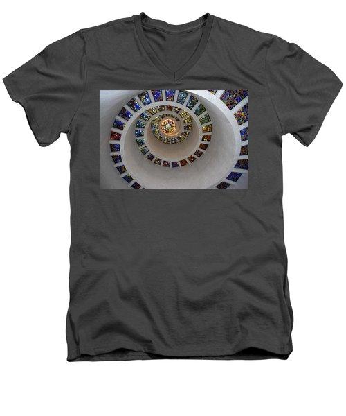 Glory Window Men's V-Neck T-Shirt