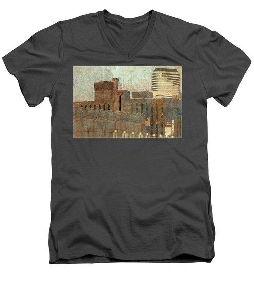 Go  Minnesota Twins Men's V-Neck T-Shirt