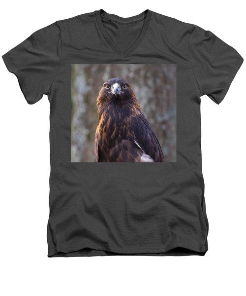 Golden Eagle 4 Men's V-Neck T-Shirt