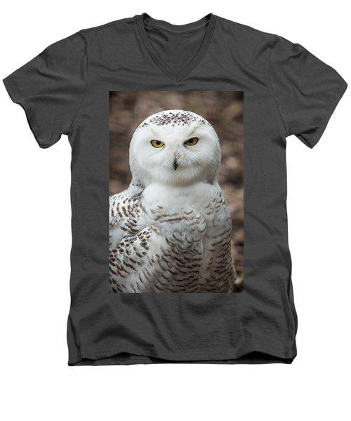 Golden Eye Men's V-Neck T-Shirt