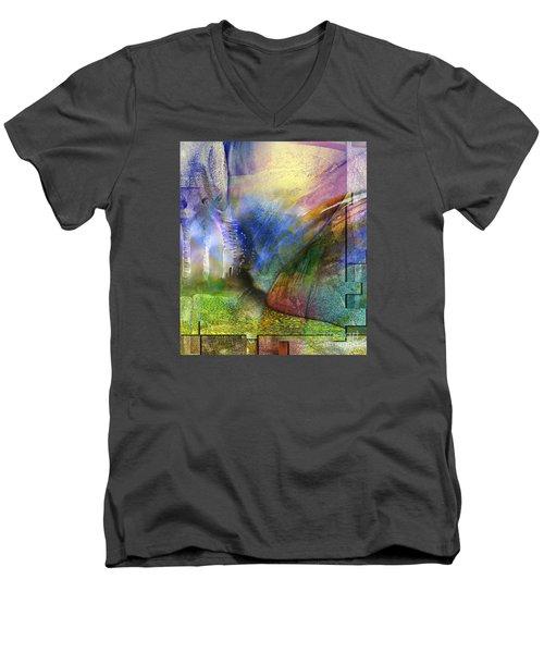Golden Vale Men's V-Neck T-Shirt