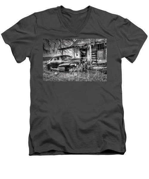 Gone To Hell Men's V-Neck T-Shirt