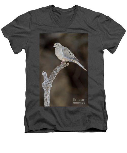 Good Mourning Men's V-Neck T-Shirt by Bryan Keil